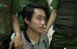 Bắt giữ đối tượng cướp ngân hàng VietinBank tại Đà Nẵng