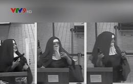 Mỹ: Băng cướp ngân hàng trong trang phục nữ tu