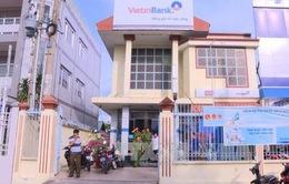 Khen thưởng cho tập thể điều tra nhanh vụ cướp Ngân hàng Vietinbank tại Vĩnh Long