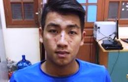 Bắt đối tượng cướp 200 triệu đồng tại ngân hàng ở Bắc Ninh