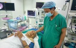 Cứu sống bệnh nhân 100 tuổi bị sốc nhiễm trùng đường mật nặng
