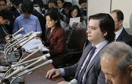 Nhật Bản: CEO sàn tiền ảo Mt.Gox chuẩn bị ra tòa
