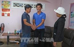 """Khen thưởng """"người hùng"""" cứu người trên sông Đa Nhim, Lâm Đồng"""