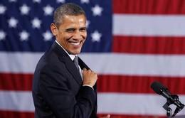 """Cựu Tổng thống Mỹ Barack Obama """"gây bão"""" trên Twitter năm 2017"""