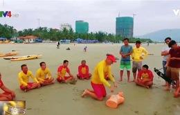 Tình nguyện viên Australia 3 năm cứu hộ biển tại Đà Nẵng