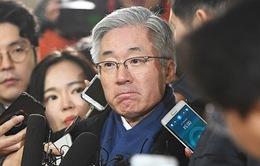 Bắt giữ Cựu Bộ trưởng Văn hóa Hàn Quốc