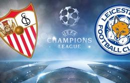 Lịch thi đấu và tường thuật trực tiếp vòng 1/8 Champions League ngày 22/2 & 23/2
