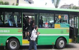 34 trường học tại TP.HCM sẽ được sử dụng vé xe bus điện tử