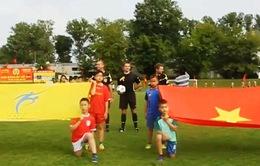 20 năm Liên đoàn bóng đá cộng đồng Việt Nam tại Ba Lan