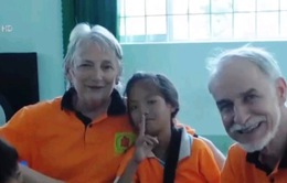 Vinh danh những tấm lòng vì nạn nhân da cam Việt Nam