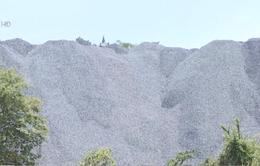 Chính quyền Bình Dương giải quyết ô nhiễm bụi từ khai thác đá