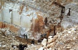 Quảng Trị đảm bảo an toàn khai thác đá