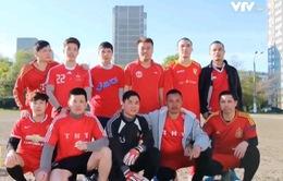 Giải bóng đá Mini dành cho thanh niên, sinh viên Việt Nam tại Ukraine