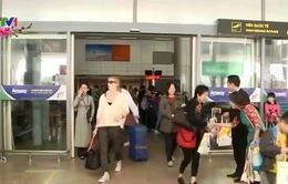 Đà Nẵng đón chuyến bay đầu tiên năm Đinh Dậu