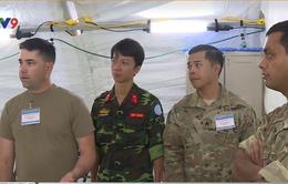 Việt Nam huấn luyện hoạt động bệnh viện dã chiến cho LHQ
