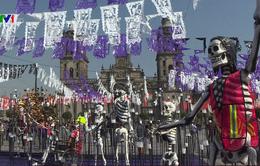 Ngày của những người đã khuất tại Mexico