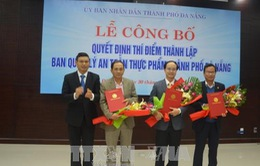 Thành lập Ban quản lý an toàn thực phẩm thành phố Đà Nẵng