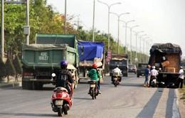 Đà Nẵng cấm xe tải lưu thông trong các đợt thi