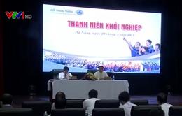 Lãnh đạo Đà Nẵng đối thoại khởi nghiệp với thanh niên