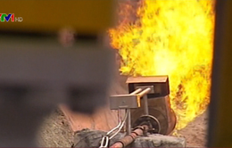 Trung Quốc đứng thứ 3 thế giới về sản xuất khí đá phiến