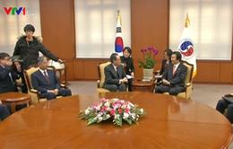 Đặc phái viên hạt nhân Trung Quốc tới Hàn Quốc