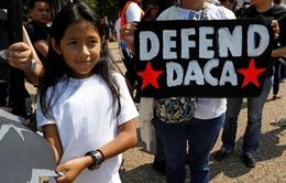 Người Mỹ xuống đường phản đối quyết định hủy chương trình DACA