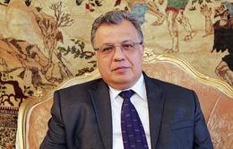 Thổ Nhĩ Kỳ đổi tên đường theo tên Đại sứ Nga