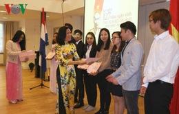 ĐSQ Việt Nam tại Hà Lan kỷ niệm 127 năm Ngày sinh nhật Bác