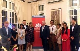 Việt Nam tham dự Diễn đàn đối thoại lãnh đạo trẻ tại Sydney