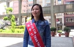 Lao động Việt Nam gương mẫu được Chính quyền tại Đài Loan tuyên dương