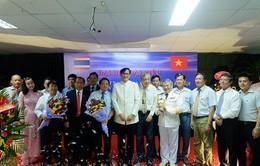 Đại hội lần thứ V Hội hữu nghị Việt Nam - Thái Lan TP Hà Nội
