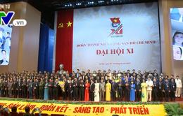 Bế mạc Đại hội Đại biểu toàn quốc Đoàn TNCS Hồ Chí Minh lần thứ 11
