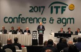 Kết thúc phiên họp chính thức Đại hội thường niên ITF AGM 2017