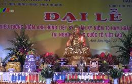 Đại lễ cầu siêu tại Nghĩa trang quốc tế Việt - Lào