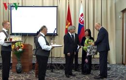 Đại sứ quán Việt Nam tại Slovakia kỷ niệm Quốc khánh
