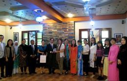 27 sinh viên Việt Nam học tập tại Đại học Phụ nữ châu Á