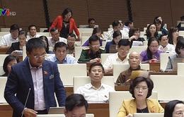 Quốc hội thảo luận về Luật Các tổ chức tín dụng