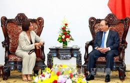 Thử tướng tiếp Đại sứ Timor Leste