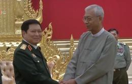 Tăng cường hợp tác quốc phòng Việt Nam – Myanmar