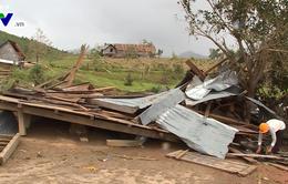 Miền Trung và Tây Nguyên thiệt hại nặng nề do bão lũ