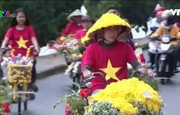 Hơn 100 xe đạp hoa diễu hành trên đường phố Đà Lạt
