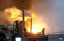 Nổ lớn tại nhà máy hóa dầu Đại Liên, Trung Quốc