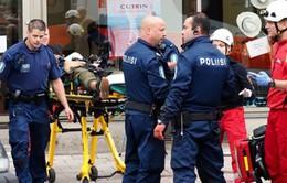 Bắt nghi phạm đâm dao ở Phần Lan làm 2 người thiệt mạng