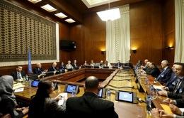 Nối lại cuộc hòa đàm về Syria tại Geneva