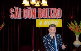 Đàm Vĩnh Hưng tiết lộ ý tưởng thực hiện liveshow Sài Gòn, bolero và Hưng