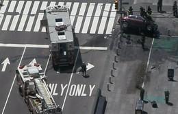 Đâm xe tại Quảng trường Thời đại, 22 người bị thương