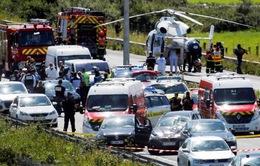 Vụ khủng bố đâm xe vào binh sĩ Pháp: Nghi phạm đã bị bắt giữ