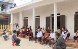 Nam Định: Dân bức xúc vì đóng tiền 4 năm, chưa có nước sạch