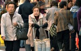 Nhật Bản tiếp tục suy giảm dân số