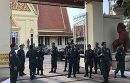 Giải thể Đảng Cứu quốc đối lập ở Campuchia